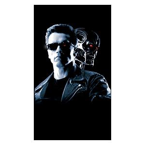 Terminator. Размер: 20 х 35 см
